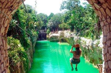 Passeios Aventura e Ecoturismo em Cancún